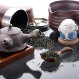 чай церемонии традиционный стоковое изображение rf