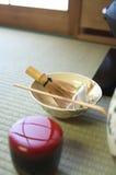 чай церемонии Стоковая Фотография