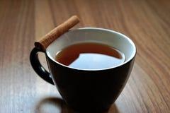 чай циннамона Стоковое Изображение RF