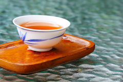 чай чашки Стоковое Изображение RF