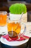 чай чашки Стоковые Фотографии RF