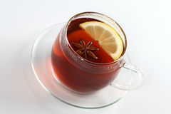 чай чашки стоковое фото rf