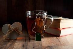 Чай, чернота, классическая Стоковые Изображения