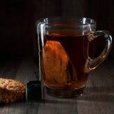 Чай, чернота, классическая Стоковое Изображение RF