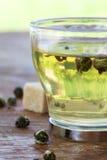 чай шариков зеленый Стоковые Фото