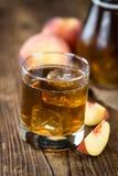 Чай льда & x28; Peach& x29; Стоковые Фото