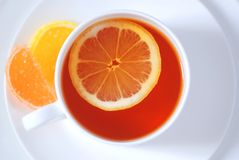 чай Стоковая Фотография