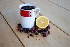 1 чай Стоковая Фотография