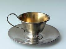 чай antique установленный Стоковые Изображения