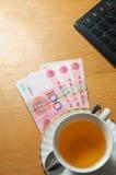 чай bussiness Стоковые Изображения