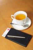 чай bussiness Стоковые Фотографии RF