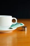 чай bussiness Стоковое Изображение