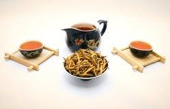 Чай Dian Hong Стоковое Изображение
