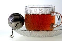 чай infuser шарика стоковые фото