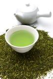 Чай Jananese зеленый Стоковые Фото