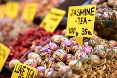 Чай Jasmin Стоковые Изображения