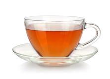 чай jpg чашки стеклянный Стоковые Фотографии RF