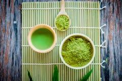 Чай Matcha Стоковые Фотографии RF