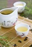 Чай Oolong Стоковое Изображение