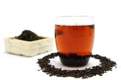чай pu erh Стоковое Изображение RF