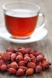 чай rosehip Стоковое фото RF