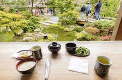 чай san сада francisco японский Стоковая Фотография RF