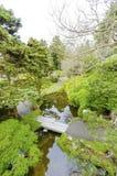 чай san сада francisco японский Стоковое фото RF