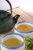 чай scape Стоковая Фотография