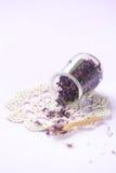 Чай Willowherb Rosebay (чай) Ивана - русский травяной чай Стоковое Изображение RF