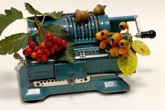 чалькулятор старый Стоковые Фотографии RF