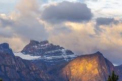 чанадец rockies Канады стоковое фото rf