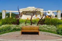 Чарс на парке сада Стоковое Фото