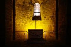 Часовня в аббатстве St Michael Стоковое Изображение RF