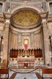 Часовня в пантеоне Италия rome Стоковые Фотографии RF
