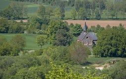 Часовня в hesse, Германии стоковое изображение rf