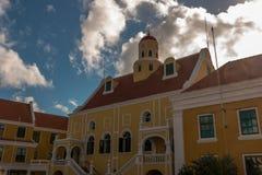 Часовня на доме губернаторов Стоковое Фото