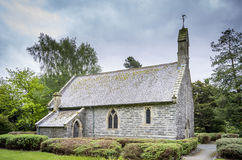 Часовня половика, Corwen, Denbighshire, Уэльс Стоковое Изображение