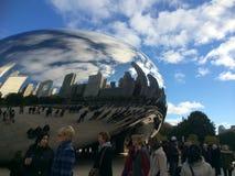 Часовня Рокефеллер, Чикаго Стоковая Фотография