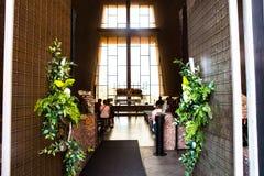 Часовня святого креста в Sedona Стоковое фото RF