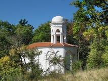 Часовня святого Sepulchre, Mikulov стоковые изображения rf