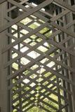 Часовня стекла Thorncrown Стоковая Фотография RF