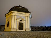 Часовня St Ана на крепости от 18 столетие стоковое фото rf