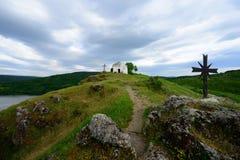 Часовня Sveti Ioann Letni Стоковое фото RF