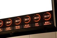 часовой пояс Стоковая Фотография RF