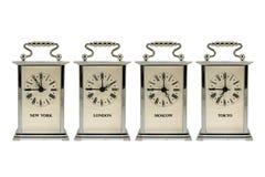 часовые пояса Стоковые Фото