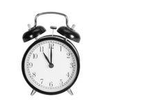 11 часов на будильнике Стоковая Фотография RF