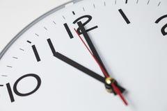 11 часов Стоковая Фотография RF