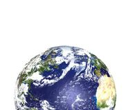 частично мир Стоковая Фотография