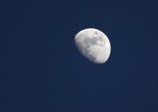 Частично луна стоковые изображения rf