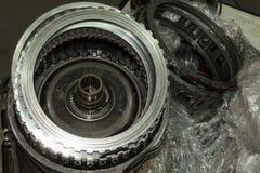 Части автомобиля запасные, элементы автоматической передачи бесплатная иллюстрация